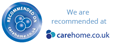Recommended at Carehome.co.uk